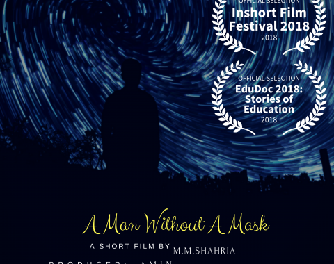 a man without a mask shortfilm by m m shahria